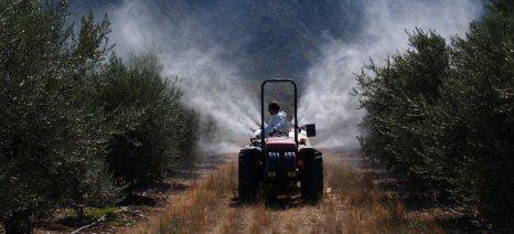 Οδηγίες για τον ψεκασμό στις δενδρώδεις καλλιέργειες από τη ΔΑΟΚ Ηρακλείου