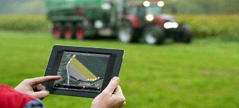 Ψηφιακή γεωργία στην υπηρεσία 450 χιλιάδων αγροτών