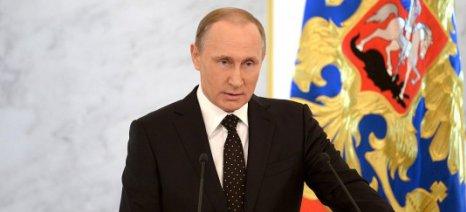 Ο Πούτιν λέει πως η χώρα του έχει πολλούς φίλους στις ΗΠΑ