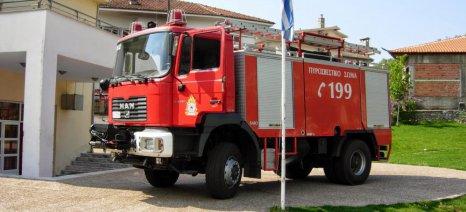 Μεγάλη φωτιά σε στάβλο στο Κιλελέρ - Κάηκαν ζώα