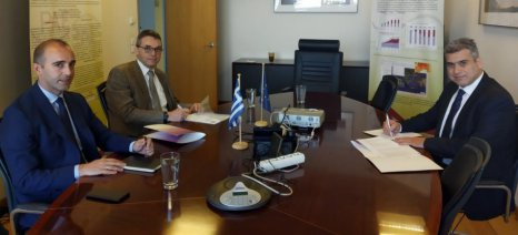 Υπεγράφη μνημόνιο συνεργασίας μεταξύ ΡΑΕ και ΟΠΕΚΕΠΕ με σκοπό τους διασταυρωτικούς ελέγχους για τις χρήσεις γης