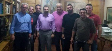 Συνάντηση Αραχωβίτη με δενδροκαλλιεργητές κεντρικής και δυτικής Μακεδονίας