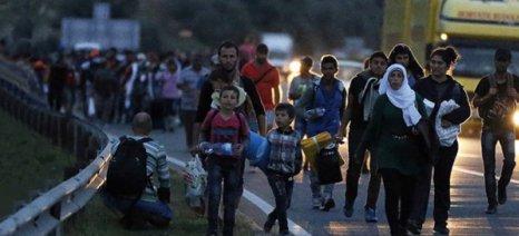 Κέντρα καταγραφής προσφύγων σε Ελλάδα και Ιταλία