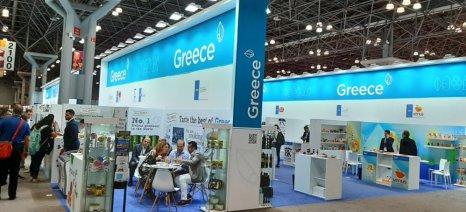Ρεκόρ ελληνικών συμμετοχών στη μεγαλύτερη έκθεση Τροφίμων και Ποτών της Βορείου Αμερικής