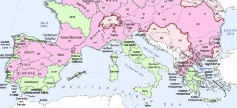 Υπάρχει ακόμα δουλειά που πρέπει να γίνει για τη διαχείριση των υδάτων στην Ευρώπη