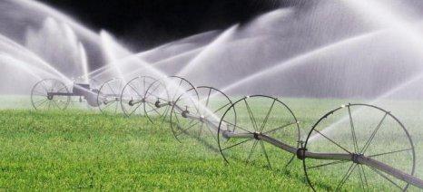 Εμπλουτισμένο με νανοφυσαλίδες νερό ποτίζει κατά 40% μεγαλύτερη επιφάνεια καλλιέργειας