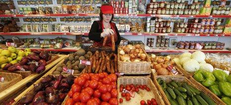 Έως το 2020 το Ρωσικό εμπάργκο στα αγροτικά προϊόντα λόγω των μέτρων που επέβαλε η Ε.Ε.