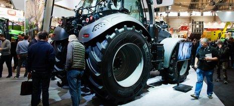 Στην έκθεση Agritechnica του Αμβούργου θα παρουσιαστεί ολόκληρη η γκάμα μηχανημάτων της Same/Deutz-Fahr