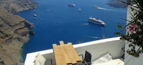 Ληστεία-«μαμούθ» στη Σαντορίνη -Αρπαξαν 170.000 ευρώ από σπίτι επιχειρηματία
