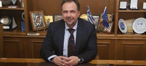 Υπόμνημα στον πρωθυπουργό κατέθεσε ο πρόεδρος του Επιμελητηρίου Κοζάνης, Νίκος Σαρρής