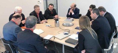 Συνάντηση ΣΑΣΟΕΕ με PQH για τραπεζικά χρέη συνεταιρισμών