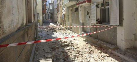 Βοήθεια 1,3 εκατ. ευρώ για το σεισμό στη Λέσβο από το ταμείο αλληλεγγύης της Ε.Ε.