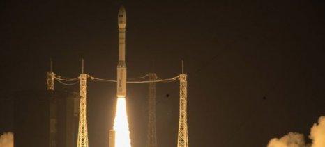 Εκτοξεύτηκε ευρωπαϊκός δορυφόρος για την παρακολούθηση των καλλιεργειών