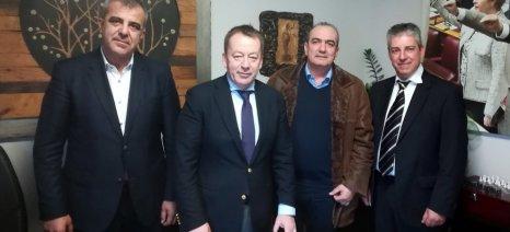 Προτάσεις για να γίνει η Ελλάδα αυτάρκης στην παραγωγή σπόρων κατέθεσε ο ΣΕΣΣΠ στον Κόκκαλη