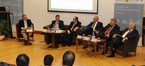 «Πρωταγωνιστικός ο ρόλος των εξαγωγών στον αγροδιατροφικό τομέα»