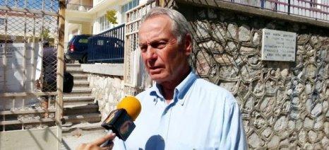 Ο Παναγιώτης Σγουρίδης θα είναι ο νέος υφυπουργός Υποδομών