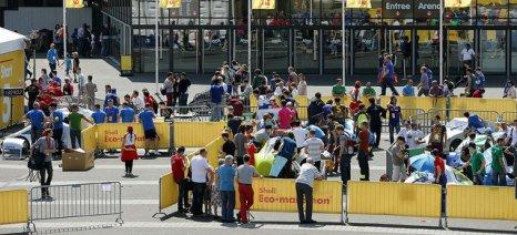 Αναχωρούν οι ελληνικές συμμετοχές για τον 31ο Μαραθώνιο Οικονομίας της Shell