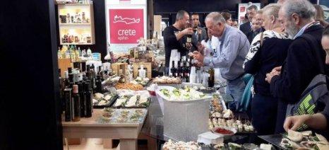 Κρητικές γεύσεις στο Παρίσι και τη διεθνή έκθεση SIAL