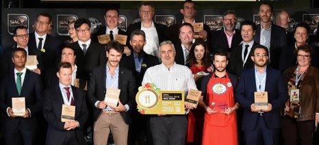 Το αναψυκτικό με κεφίρ του Ιορδάνη Παπαδόπουλου κέρδισε το Χρυσό Βραβείο Καινοτομίας στη SIAL