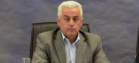 Για τα μάτια του... ΟΣΔΕ υποστηρίζει ο Σιδερόπουλος ότι ανετράπη από την προεδρία του Α.Σ. Λαρισαίων Αγροτών