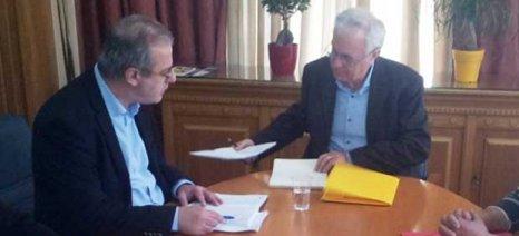 Σηφάκης-Αποστόλου: Φεβρουάριο και Μάρτιο διαδοχικές πληρωμές αποζημιώσεων σε Πέλλα-Ημαθία 52 εκατ. ευρώ