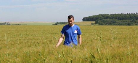 Για τη χαμηλότερη σοδειά σιτηρών των τελευταίων 30 ετών ετοιμάζεται η Γαλλία