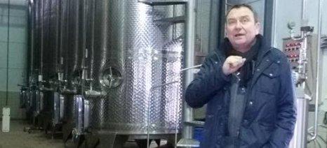 Ο Γιώργος Σκούρας είναι ο νέος προέδρος του Συνδέσμου Ελληνικού Οίνου