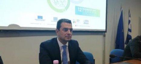 Προτεραιότητα σε μικρά φωτοβολταϊκά και αγροτικό πετρέλαιο έδωσε ο Σκρέκας από τη Κοζάνη