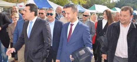"""Σκρέκας: """"Οι κτηνοτρόφοι της Ανατολικής Μακεδονίας-Θράκης μπορούν να έρθουν και αύριο στο γραφείο μου"""""""