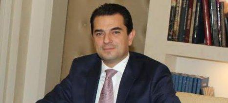Επανεξέταση των εμπορικών σχέσεων και ιδίως των δασμών στα αγροτικά προϊόντα έθεσε ο Σκρέκας στην Τουρκία