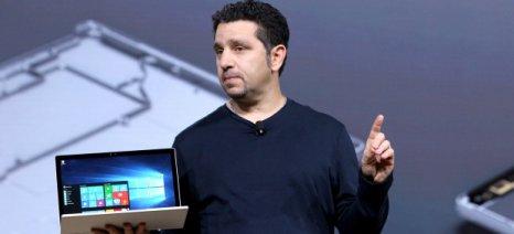 Στην αγορά τα νέα smatphones, laptop και tablet από την Microsoft