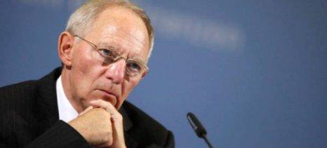 Σταθερός περί Grexit ο Σόιμπλε