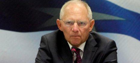 Σόιμπλε: Δεν θα υπάρξει τέταρτο μνημόνιο