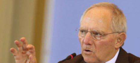 Σόιμπλε: Όχι σε μεταρρυθμίσεις στην ευρωζώνη με δικό της προϋπολογισμό και υπουργό Οικονομικών- Όχι στα ευρωομόλογα