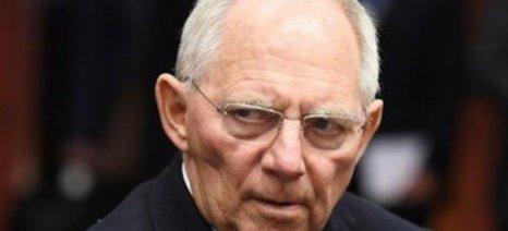 «Βόμβα» Σόιμπλε: Μεταρρυθμίσεις σε συνταξιοδοτικό, φορολογικό και εργασιακά