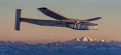 Πτήση χωρίς καύσιμα για το Solar Impulse 2