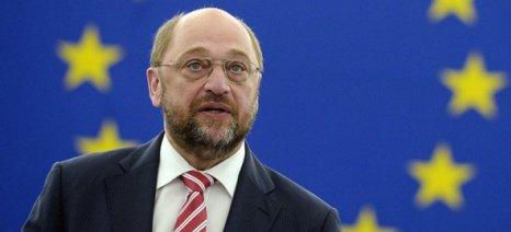 Σουλτς: «Έχουμε ήδη μια Ευρώπη πολλαπλών ταχυτήτων»