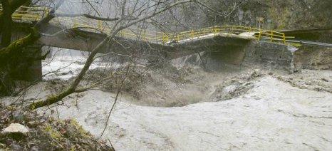 Ροή γεγονότων: Σε κατάσταση έκτακτης ανάγκης η κοιλάδα του Σπερχειού