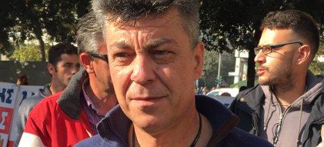 Σε ηλικία μόλις 48 ετών «έφυγε» ο τελευταίος πρόεδρος της ΓΕΣΑΣΕ, Γιάννης Σταμόπουλος