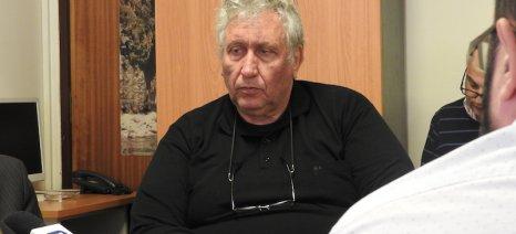 Αποχωρεί από τη θέση του γενικού γραμματέα του ΥΠΑΑΤ ο Νίκος Στουπής