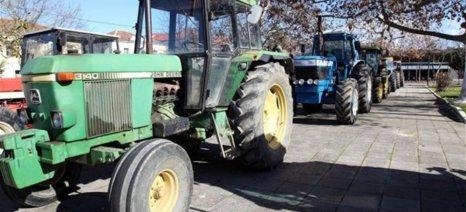 Προχωρούν οι ετοιμασίες για το στήσιμο των αγροτικών μπλόκων