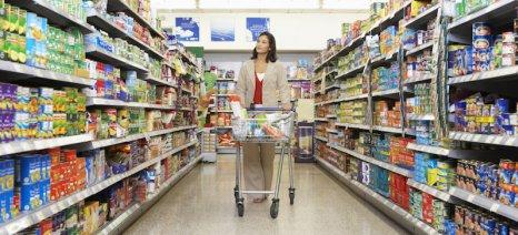 Θεαματική αύξηση πωλήσεων στα σούπερ-μάρκετ το πρώτο τετράμηνο του 2019