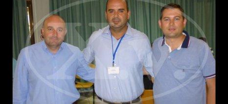 Ο Δημήτρης Σχοινοπλοκάκης θα εκπροσωπήσει την Ελλάδα στο «Ευρωπαϊκό βραβείο νέων αγροτών»