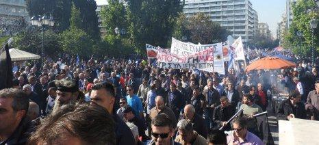 Ενισχύσεις στο συλλαλητήριο των Κρητών αγροτών στις 8 Μαρτίου από Μακεδονία και Πελοπόννησο