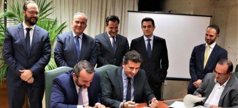 Υπεγράφη η συμφωνία για τη μίσθωση της ΕΒΖ εν μέσω κινητοποιήσεων τευτλοπαραγωγών