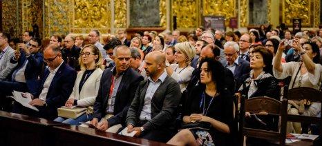 Με θέμα τη χρήση νερού στη γεωργία το Άτυπο Συμβούλιο Υπουργών που διεξάγεται σήμερα και αύριο στη Μάλτα