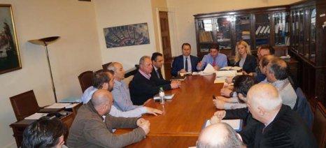 Χωρίς ουσιαστικό αποτέλεσμα η συνάντηση στελεχών της ΝΔ με τους αγρότες της Κεντρικής Μακεδονίας