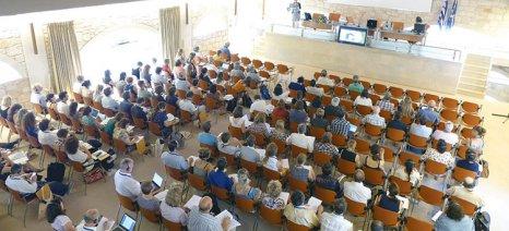 Ολοκληρώνεται σήμερα το 13ο Ευρωπαϊκό Συνέδριο Γεωργικών Συστημάτων στο ΜΑΙΧ