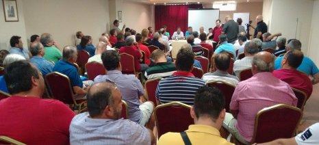 Εξώδικο προς τον ΕΛΓΑ κατέθεσε η Κοινοπραξία Συνεταιρισμών Ομάδων Παραγωγών Ημαθίας για αναγγελία ζημιάς