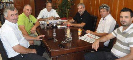 Σε νέα γραφεία στη Λαζαρίνα Τρικάλων ο Συνεταιρισμός Αγελαδοτρόφων Δυτικής Θεσσαλίας